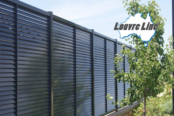horizontal Slat Fencing In Brisbane
